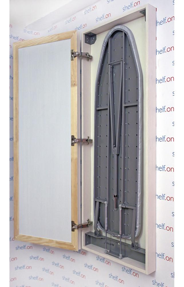 Гладильная доска-купе Shelf.On Рона Плазма