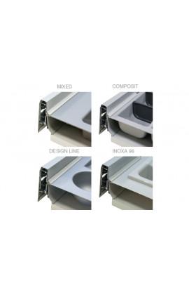 Профиль уплотнитель для столовых приборов